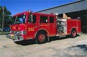 Saukville Fire Dept Fire Engine #312