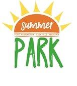 """Summer Park"" - recreation program logo"