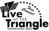 Live at the Triangle Summer Concert Series logo
